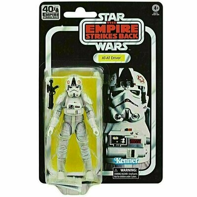 SOLD OUT Star Wars - 40th Anniversary 6-Inch Figure - At-At Driver