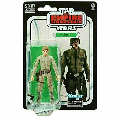 PREORDER 2020-12 Star Wars - 40th Anniversary 6-Inch Figure - Luke Skywalker Bespin