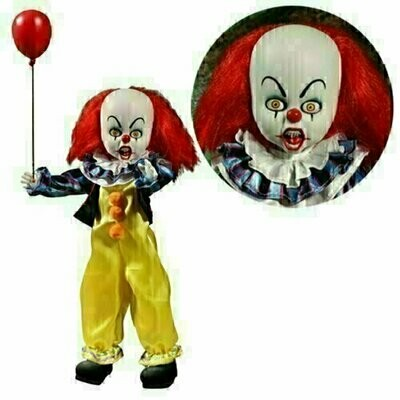 Living Dead Dolls - It 1990 Pennywise Doll