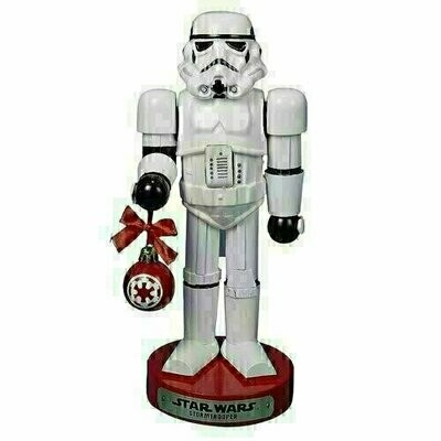 Star Wars - Stormtrooper 10-Inch Nutcracker