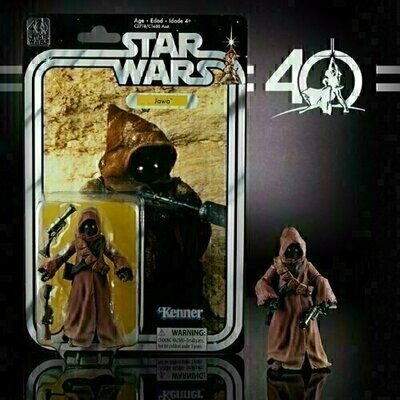 Star Wars - 40th Anniversary 6-Inch Figure - Episode 4 Jawa