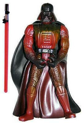 Star Wars - Revenge of The Sith - Lava Darth Vader Target Exclusive
