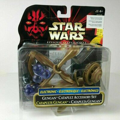 Star Wars - Episode 1 - Gungan Catapult Accessory Set