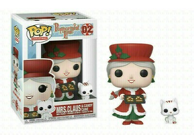 Pop ! Christmas 02 - Peppermint Lane - Mrs. Claus