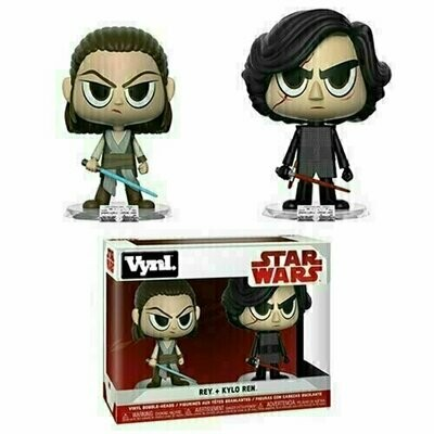 Funko VYNL - Star Wars - Rey & Kylo Ren