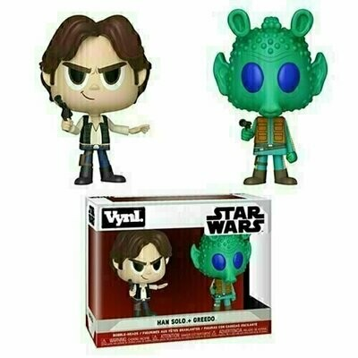 Funko VYNL - Star Wars - Han Solo & Greedo