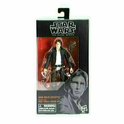 Star Wars - The Black Series 6'' W18 #70 - Han Solo (Bespin)