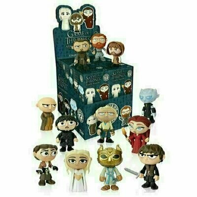 Funko - Mystery Minis Mini Vinyl Figure Blind Box - Game Of Thrones Series 3 (1 Randomly Picked)