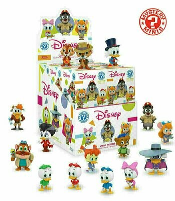 Funko - Mystery Minis Mini Vinyl Figure Blind Box - Disney Afternoon (1 Randomly Picked)