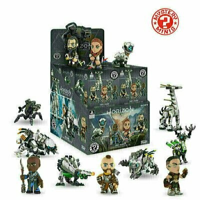Funko - Mystery Minis Mini Vinyl Figure Blind Box - Games - Horizon Zero Dawn (1 Randomly Picked)