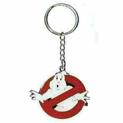 Ghostbusters - Logo Key Chain