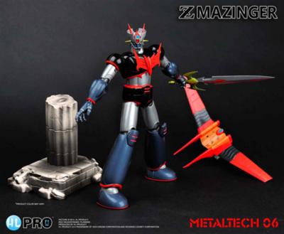 HL Pro - Metaltech 06 - Die Cast - Z Mazinger