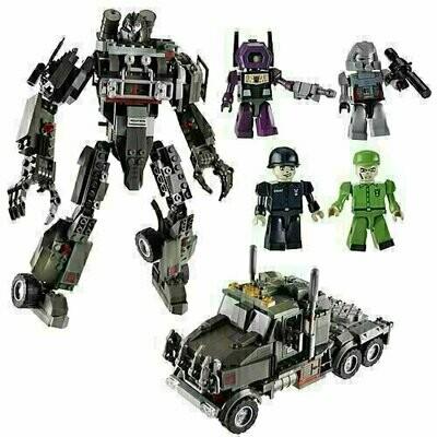 KRE-O - Transformers - Megatron