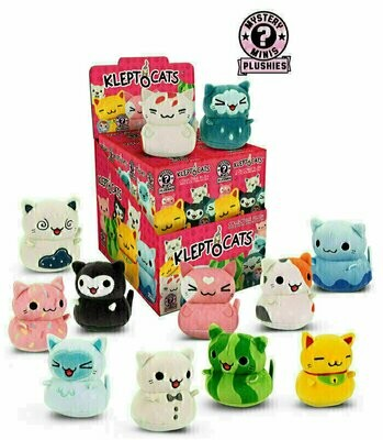 Mystery Minis Mini Plush Figure Blind Box - KleptoCats (1 Randomly Picked)