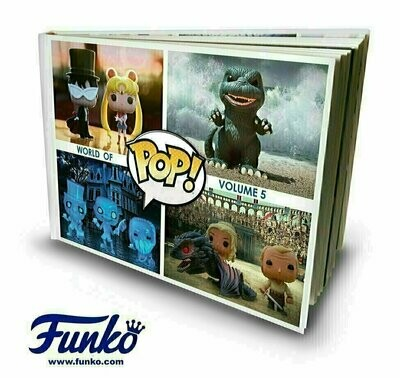Pop ! Book - World of Pop! Volume 5