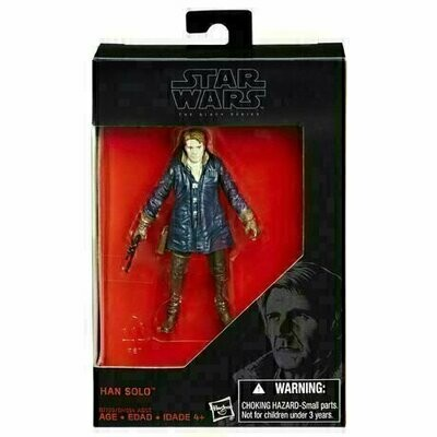 Star Wars - The Black Series - Han Solo