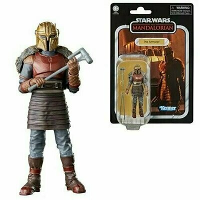 PREORDER 2021-02 Star Wars - Vintage Collection - VC179 The Armorer (The Mandalorian)