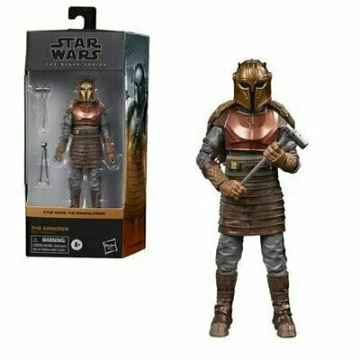 PREORDER 2021-05 Star Wars - The Black Series 6-Inch - The Armorer (The Mandalorian)
