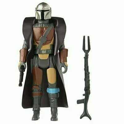 PREORDER 2021-05 Star Wars - Retro Collection - The Mandalorian