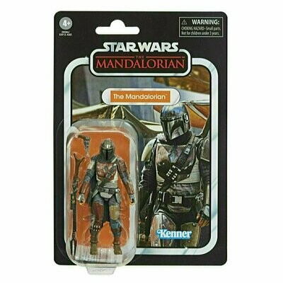 Star Wars - Vintage Collection - VC166 The Mandalorian (NOT MINT)