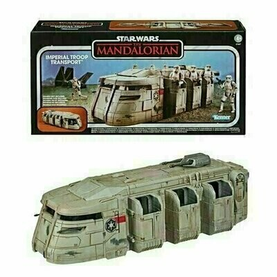 Star Wars - Vintage Collection - The Mandalorian Imperial Troop Transport Vehicle