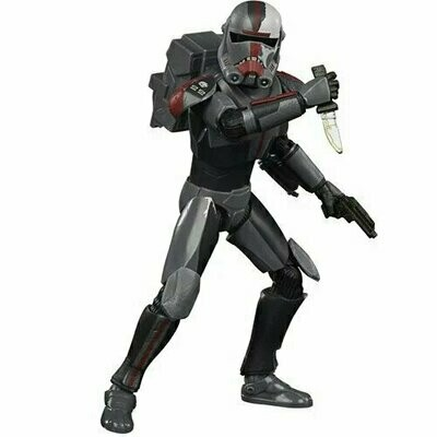 Star Wars - The Black Series 6-Inch - Hunter (The Bad Batch)
