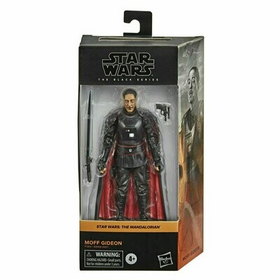PREORDER 2021-01 Star Wars - The Black Series 6-Inch - Moff Gideon