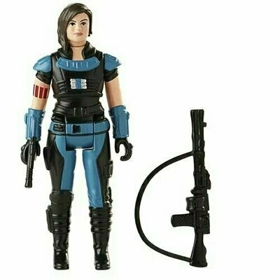 PREORDER 2021-05 Star Wars - Retro Collection - Cara Dune