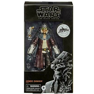 Star Wars - The Black Series 6'' - Hondo Ohnaka (Galaxy's Edge)