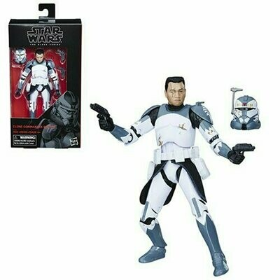 PREORDER 2021-02 Star Wars - The Black Series 6-Inch - Clone Commander Wolffe