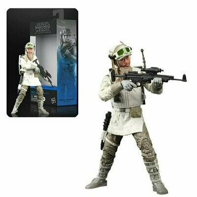 Star Wars - The Black Series 6-Inch - Hoth Rebel Trooper