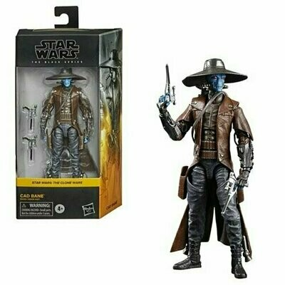 PREORDER 2021-01 Star Wars - The Black Series 6-Inch - Cad Bane