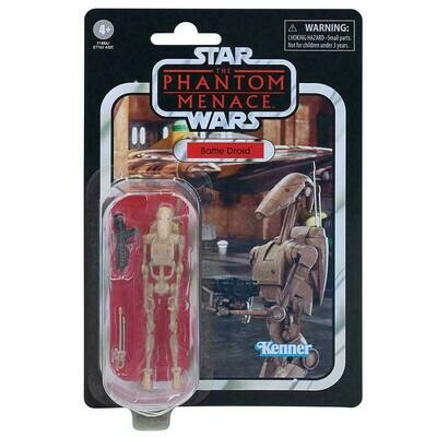 PREORDER 2021-04 Star Wars - Vintage Collection - Battle Droid