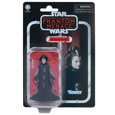 PREORDER 2021-04 Star Wars - Vintage Collection - Queen Amidala