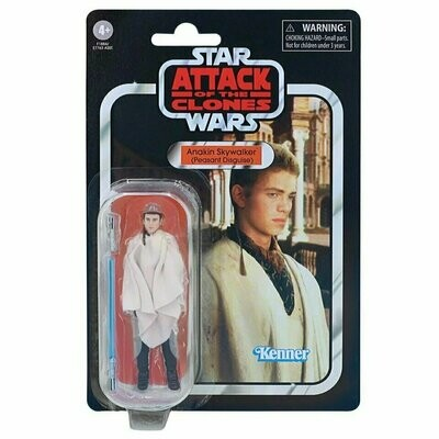 PREORDER 2021-04 Star Wars - Vintage Collection - Anakin Skywalker (Outlander Peasant Disguise)