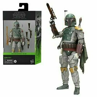 PREORDER 2021-05 Star Wars - The Black Series 6-Inch - Boba Fett (Deluxe)