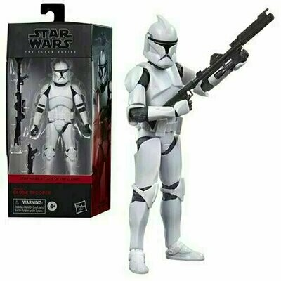 PREORDER 2021-02 Star Wars - The Black Series 6-Inch - Clone Trooper (AOTC)