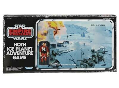 Star Wars - Retro Collection - Hoth Ice Planet Adventure Game