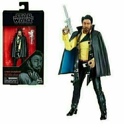 Star Wars - The Black Series 6'' W16 #65 - Lando Calrissian