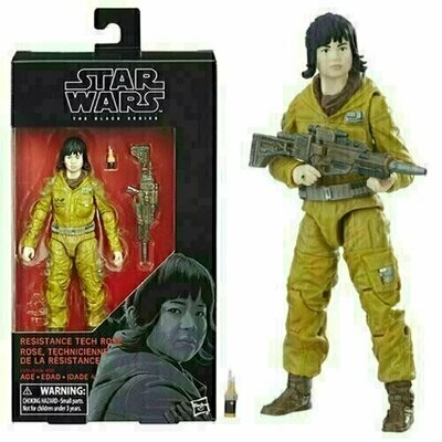 Star Wars - The Black Series 6'' W14 #55 - Rose