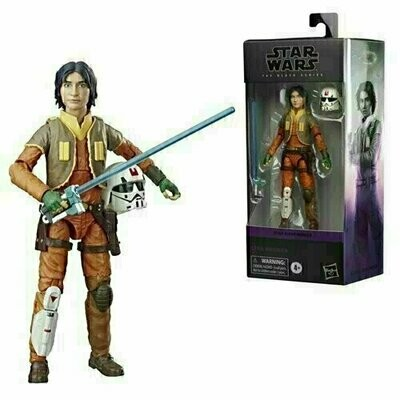 PREORDER 2021-01 Star Wars - The Black Series 6-Inch - Ezra Bridger