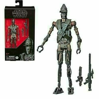 Star Wars - The Black Series 6-inch - IG-11 Exclusive