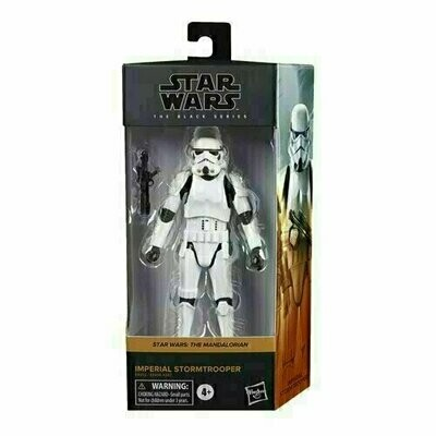 Star Wars - The Black Series 6-Inch - Imperial Stormtrooper (Mandalorian)