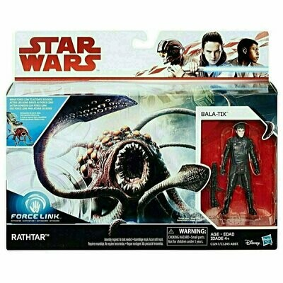 Star Wars - The Last Jedi - 3.75 Creatures - Rathtar & Bala-Tik