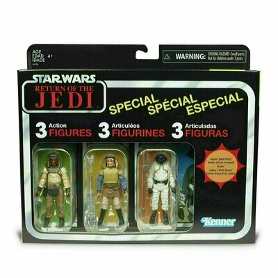 Star Wars - Vintage Collection - Skiff Guard 3-Pack