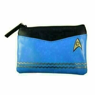 Star Trek - Original Series Blue Uniform Coin Purse
