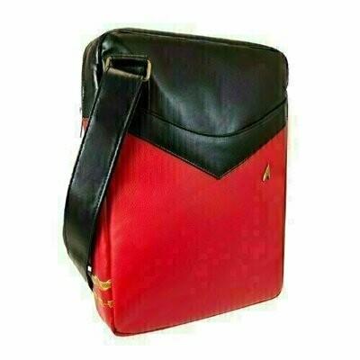 Star Trek - The Original Series Red Uniform Messenger Bag