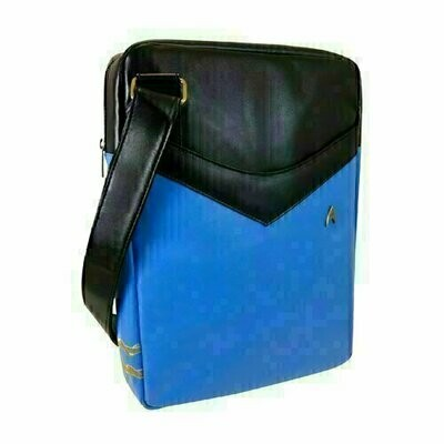 Star Trek - The Original Series Blue Uniform Messenger Bag