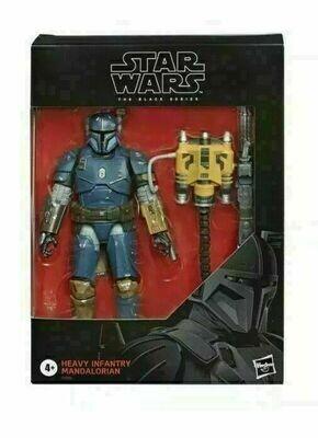 Star Wars - The Black Series 6'' - Heavy Infantry Mandalorian