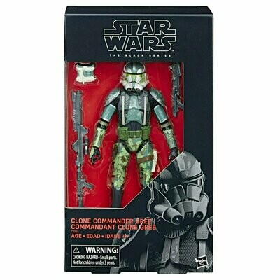 Star Wars – The Black Series 6-Inch - Commander Gree (Exclusive)
